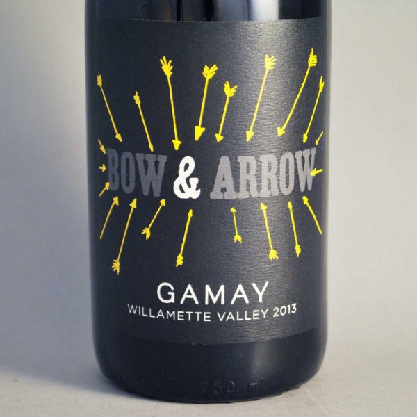 Bow & Arrow Willamette Valley Gamay 2017
