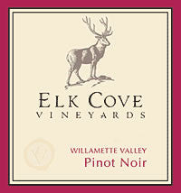 Elk Cove Willamette Valley Pinot noir 2018