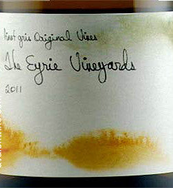 Eyrie Original Vines Pinot gris 2015