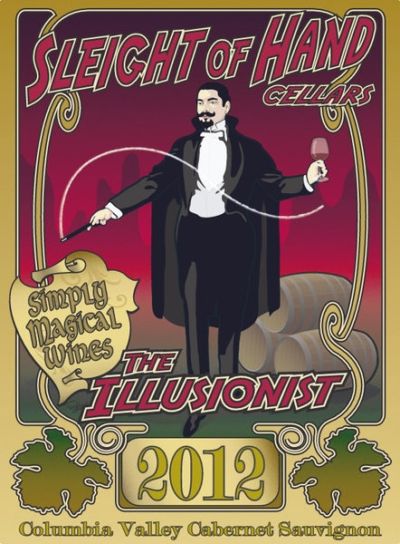 Sleight of Hand The Illusionist Cabernet Sauvignon 2013