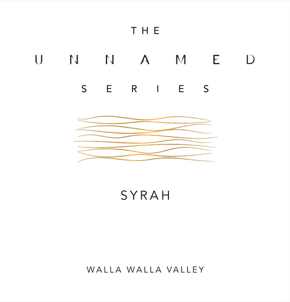 Reynvaan The Unnamed Series Syrah 2016