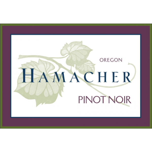 Hamacher Willamette Valley Pinot noir 2014