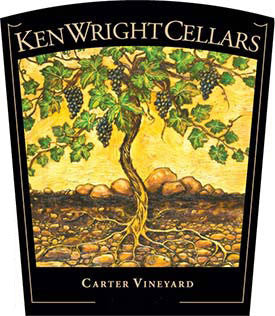 Ken Wright Cellars Carter Vineyard Pinot noir 2015
