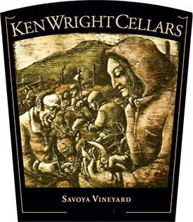 Ken Wright Cellars Savoya Vineyard Pinot noir 2018