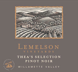 Lemelson Thea's Selection Pinot noir 2015