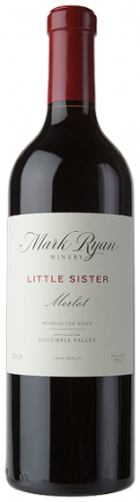 Mark Ryan Little Sister Merlot 2016