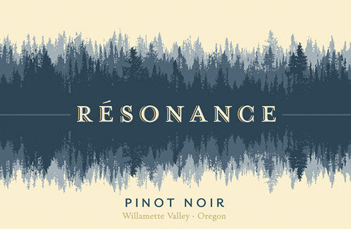 Resonance Willamette Valley Pinot noir 2014