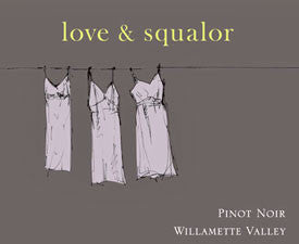 Love & Squalor Willamette Valley Pinot noir 2014