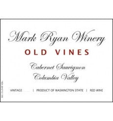 Mark Ryan Old Vines Cabernet Sauvignon 2015