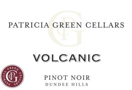 Patricia Green Cellars Pinot noir Dundee Hills Volcanic 2018