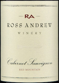 Ross Andrew Red Mountain Cabernet Sauvignon 2013
