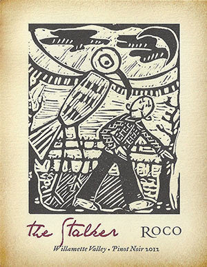 ROCO The Stalker Willamette Valley Pinot Noir 2013