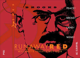 Brooks Runaway Red Willamette Valley Pinot noir 2019