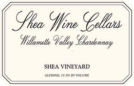 Shea Wine Cellars Estate Chardonnay 2014