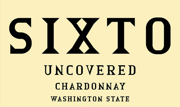 SIXTO uncovered Chardonnay 2016