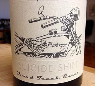 Board Track Racer The Shift Syrah 2016