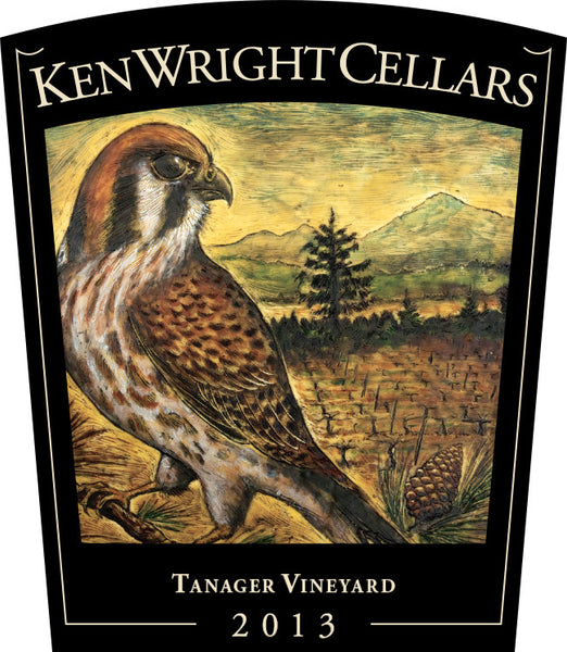 Ken Wright Cellars Tanager Vineyard Pinot noir 2015