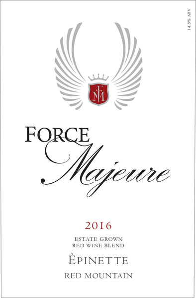 Force Majeure Epinette Red Blend 2016