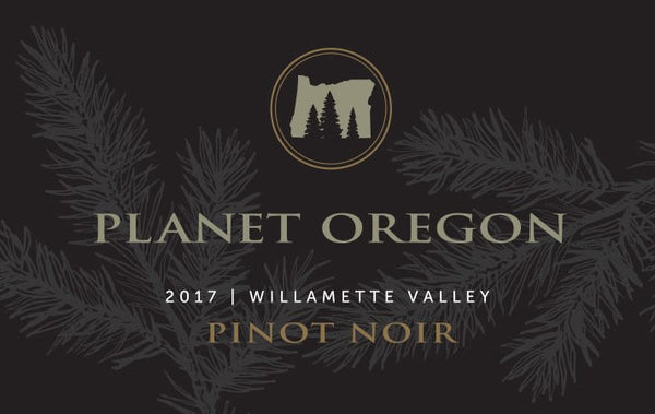 Planet Oregon Pinot Noir 2017