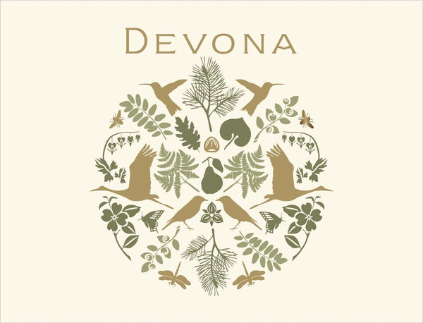 Devona Washington State Chardonnay 2017