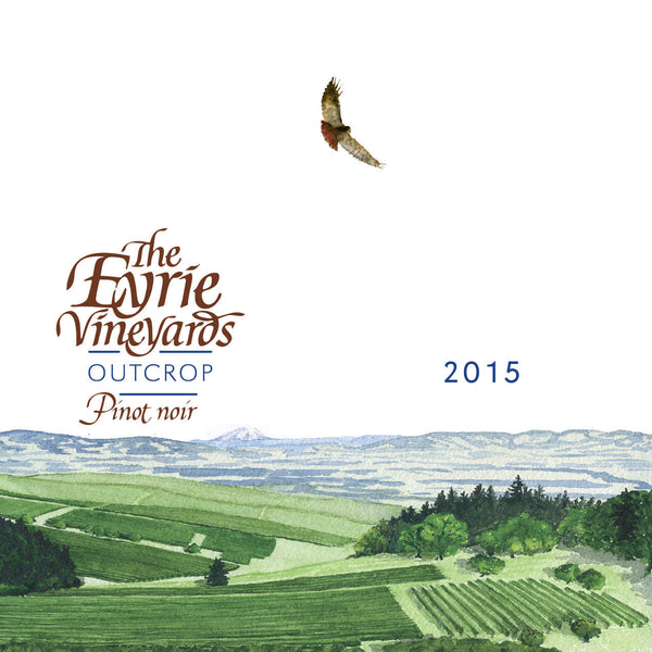 Eyrie Outcrop Vineyard Pinot noir 2015