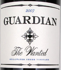 Guardian Cellars The Wanted 2014