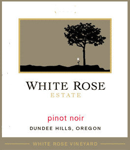 White Rose Estate Pinot Noir 2012