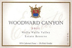 Woodward Canyon Estate Reserve 2013
