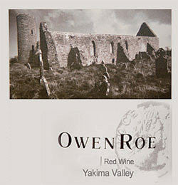 Owen Roe Yakima Red 2016
