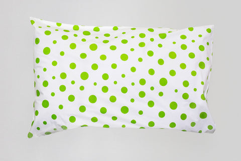 Spots pillowcase