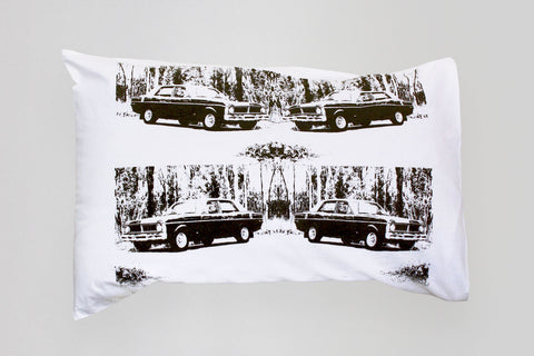 Ford Falcon 500 (XY) pillowcase