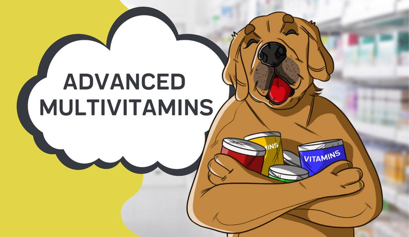 Advanced Multivitamins: An Easy Nutrition Guarantee