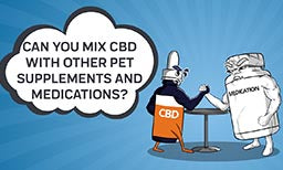 can you mix cbd with other pet supplements