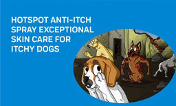 HotSpot Anti-Itch Spray: Exceptional Skin Care For Itchy Dogs