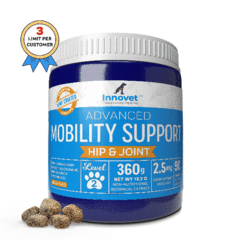 ADVANCED MOBILITY SUPPORT CHEWS FOR DOGS | Innovet Pet Products