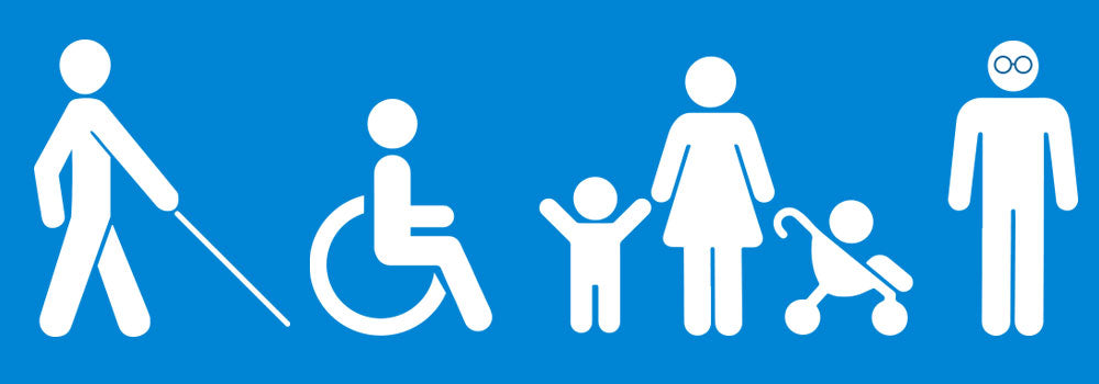 illustration of equal access
