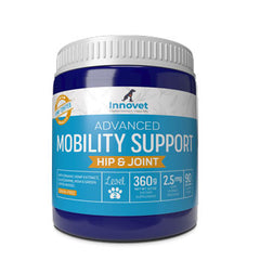 ADVANCED MOBILITY SUPPORT CHEWS FOR DOGS | Innovet Pet