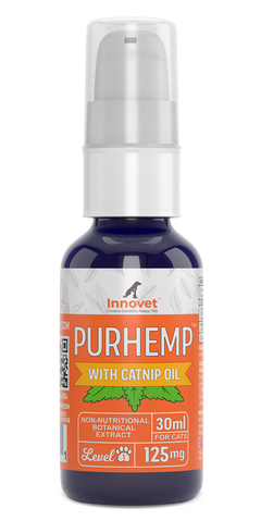 CBD Oil and Catnip For Cats | Innovet Pet