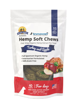 Soft Hemp Dog Chews