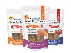 Hemp Dog Treats | Innovet Pet