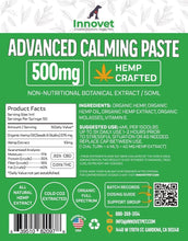 Load image into Gallery viewer, Advanced Calming Paste for Horses - 500mg & 1000mg