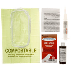 STAT!SYRINGE® TO INDUCE VOMITING IN DOGS IN AN EMERGENCY!