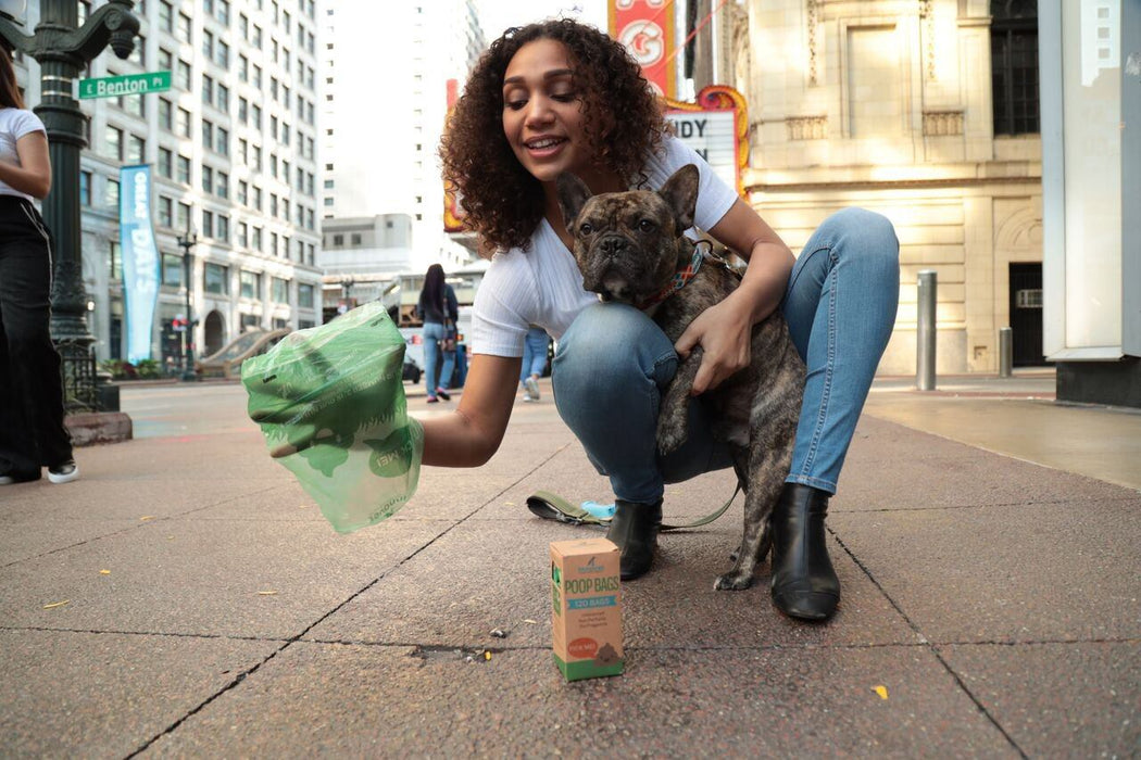 Eco Friendly Dog Poop Bags