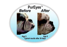 Load image into Gallery viewer, PurEyes Tear Stain Remover for Dogs - | Innovet Pet