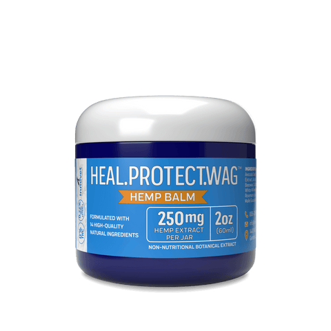 Hemp Protect Balm for Pets - 250mg Hemp Extract