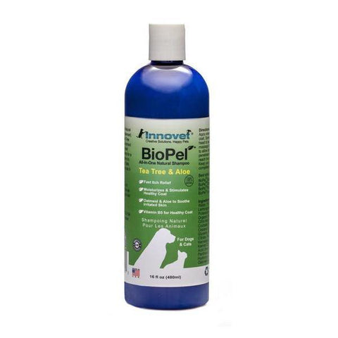 Tea Tree & Aloe All Natural Dog Shampoo