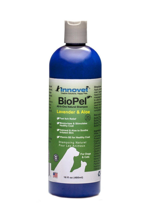 Natural Pet Shampoo