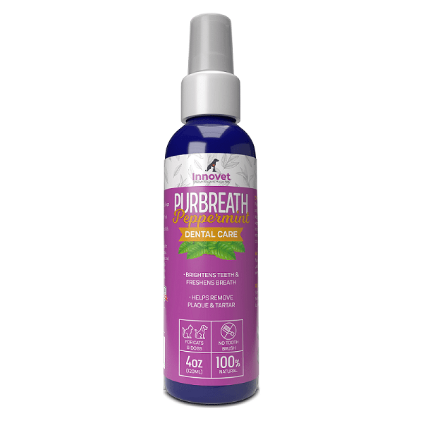 PurBreath No Brush. Pet Oral Care Gel