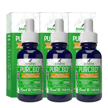 Load image into Gallery viewer, CBD Oil Triple Value Pack - | Innovet Pet