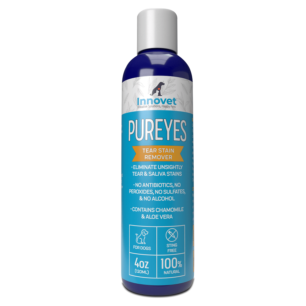 PurEyes Tear Stain Remover for Dogs
